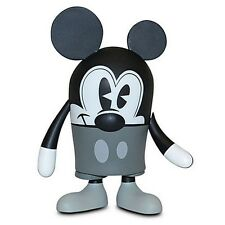 Disney VINYLMATION Popcorn Series 1 MICKEY MOUSE Black & White - LIMITED EDITION