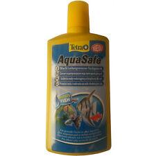 Tetra AquaSafe Fish Tank Tap Water Conditioner Dechlorinator Aquarium 500ml