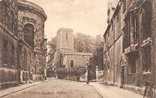 Oxford, St. Peter-in-the-East, Old Bicycle, Bike 1910