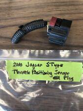 YC#15 00-02 Jaguar S-Type 3.0L 4.0L Throttle Position Sensor Plug