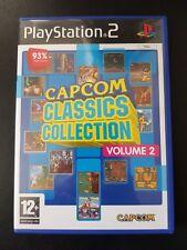CAPCOM CLASSICS COLLECTION VOLUME 2 VOL 2 - PS2 / PLAYSTATION 2 - JEU COMPLET