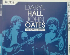 Daryl Hall and John Oates The Box Set Series 44 Tracks (Fatbox 4cd) 2014