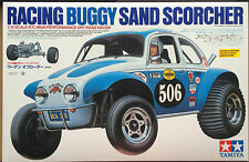 Tamiya 58452 Racing Buggy Sand Scorcher (Re-Release) 1/10 Assembly Kit NIB