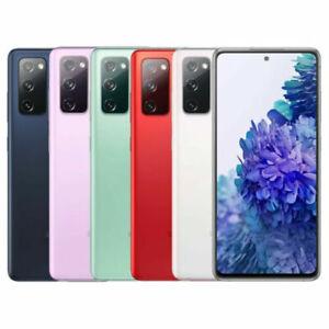 """Samsung Galaxy S20 FE G780F/DS 6.5"""" 6/128GB Octa Core IP68 Phone By FedEx"""