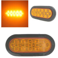 """6/"""" Oval Trailer Stop//Turn//Tail Light Plasma Stencil Oval Cutter Guide"""