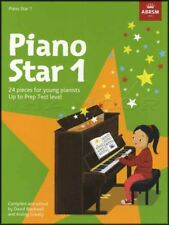 Piano Star 1 ABRSM Sheet Music Book by David Blackwell & Aisling Greally