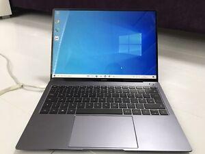 """Huawei Matebook X Pro 13.9"""" QHD laptop i5-8550U 8GB 256GB SSD (Damaged Digitzer)"""