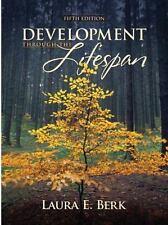Development Through the Lifespan (5th Edition) by Berk, Laura E.. 0205687938 Har