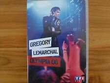 Gregory Lemarchal Olympia 06 DVD