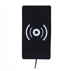 Qi Wireless Car Phone Charger Fast Charging Pad For Apple iPhone 12 11 Samsung