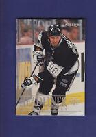 Wayne Gretzky HOF 1994-95 Fleer Hockey Headliner #4 Los Angeles Kings