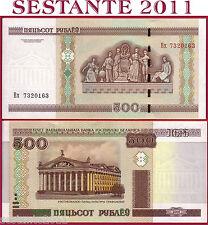 BELARUS / BIELORUSSIA  500 RUBLEI  2000  -   P 27b -   FDS / UNC