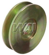 NEW Single Groove Delco Alternator Deep V Belt Pulley Chevy Chevelle Camaro Nova