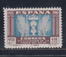 ESPAÑA (1940) MNH NUEVO SIN FIJASELLOS - EDIFIL 900 (2,50 pts + 50 cts) LOTE 1