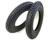 2x Reifen Kenda K303A - 3,50 x 10 für Vespa PX P80 P50 125 150 Primavera Rally