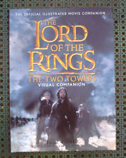 The Lord of the Rings The Two Towers Visual Companion Book by Jude Fisher