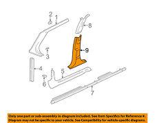 Genuine GM Lower Center Pillar Trim 22884303