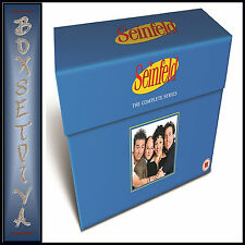 SEINFELD - COMPLETE SERIES SEASONS 1 2 3 4 5 6 7 8 & 9  **BRAND NEW DVD BOXSET*