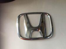"""Genuine Original Honda front grille rear trunk emblem logo badge decal 4 3/8"""""""
