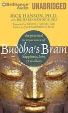 Buddha's Brain: The Practical Neuroscience of Happiness, Love & Wisdom (MP3)