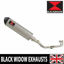 XP 530 TMAX T-MAX 2012-2016 Exhaust System Stainless + Carbon Tip Silencer 400ST