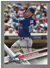 2017 Topps All Star Game Silver BB 501-700+ (A4345) - You Pick - 10+ FREE SHIP