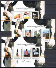 Nederland 2012 Postzegelbeurs Essen blokjes 2751-C21/23 nrs 6-8