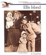 NEW - Ellis Island (Cornerstones of Freedom) by Stein, R. Conrad