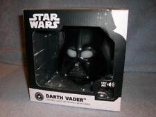 Darth Vader Head Talking Light-Up Helmet with Timer Works 2x AA 2016 New HTF