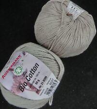 (11 € / 100 g): 100 g Bio Cotton Austermann, Fb, 05 beige  #2474