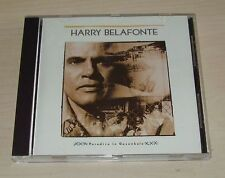 HARRY BELAFONTE Paradise in Gazankulu CD 1988 10trk