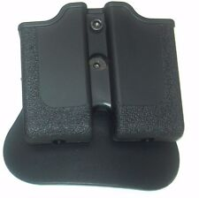 Double Magazine ( Mag ) Pouch for single stack 1911 45ACP made by SigTac