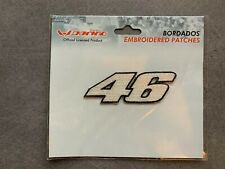 Patch Thermocollant Valentino Rossi 46 Ecusson Brodée The Doctor Vr46 Lune Moto