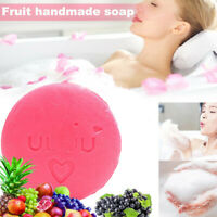 Instant Miracle Whitening Soap Moisturizing Skin Care Oil Control Deep Cleans