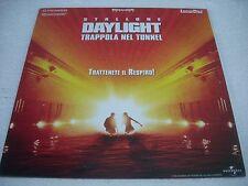 DAYLIGHT / laserdisc film in italiano