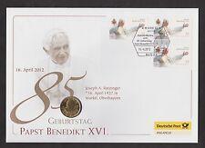 Numisbriefe für Sammler aus der Bundesrepublik