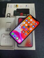 Apple iPhone X - 64GB - Space Gray (Unlocked) A1901   All in 1 Package  
