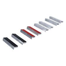 BGS Schraubstock Schutzbacken Satz 125 x 25 mm 8-tlg. Alu Magnet Backen