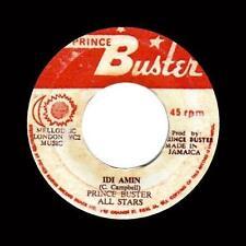 "PRINCE BUSTER ALL STARS * Idi Amin + Version 7"" Neu"