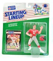 NEW NOS 1989 Starting Lineup SLU NFL Chris Miller Atlanta Falcons RARE J