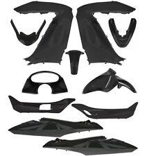 Honda PCX125 PCX 125 PCX150 Complete Body Panel Fairing Set 2010 - 2014 - BLACK