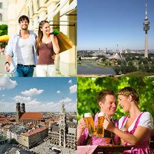 München Shopping Wochenende 4★ Hotel Kurzurlaub 3 Tage Städtereise Wellness