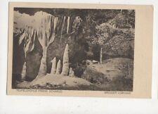 Teufelshoehle Frank. Schweiz Germany Vintage Postcard 947a