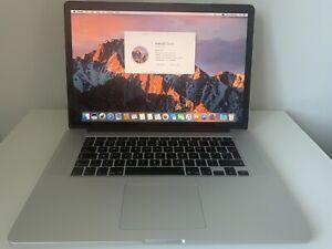"Apple MacBook Pro Core i7 2.6GHz 15"" Retina (Mid 2012) 512GB SSD"
