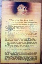 Face on the Bar Room Floor-Central City Colorado-Teller House - Vintage Postcard