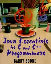 Java(TM) Essentials for C and C++ Programmers