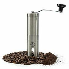 EZE Homegoods Conical Burr Mill Hand Portable Coffee Grinder