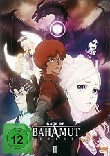 Rage of Bahamut: Genesis Shingeki No Bahamut: Genesis Vol. 2: Episode 07-12 DVD