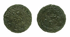pcc1385_3) Pesaro. Costanzo I Sforza (1473-1483). Quattrino Raro
