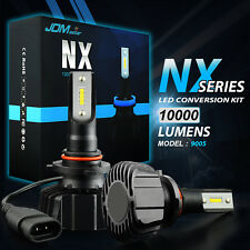NX LED Headlight Kit 9005 HB3 CSP 6500K White 10000LM Car Fog Driving Light Bulb